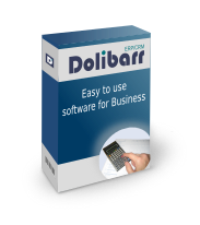 Dolibarr, easy to use ERP CRM software for business